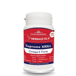 Supreme KRILL Omega3 Forte