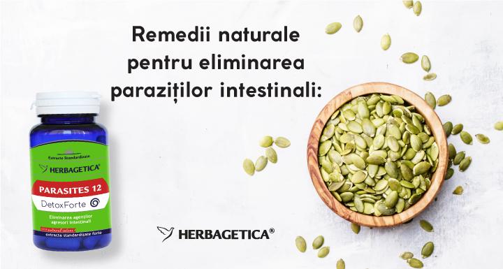 remedii naturale pentru paraziți în corpul uman)