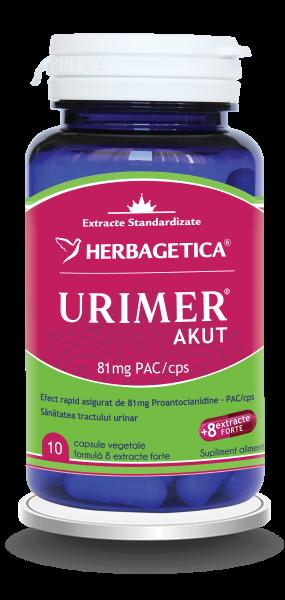 urimer akut