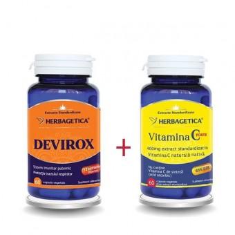 DEVIROX + VITAMINA C FORTE