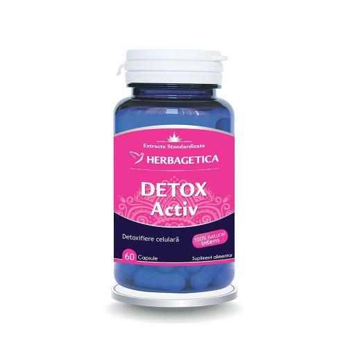 suplimente pe bază de plante pentru detox