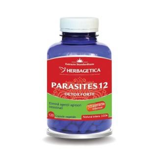 Parasites 12 Detox Forte