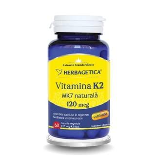 VITAMINA K2 MK7 NATURALA